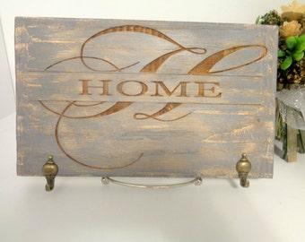 Key Holder, Rustic, Home Key Holder, New House Gift, Housewarming Gift, Wedding Gift, Christmas Gift, Realtor Gift