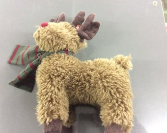Boyd bear. Moose with antlers