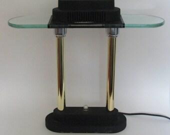 Sonneman for Kovacs Bankers Desk Lamp Post Modern Design-1987