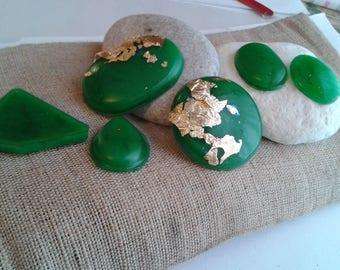 Like ''jade'' Stones