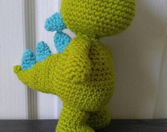 Dinosaur Toy//Crochet Child's Toy