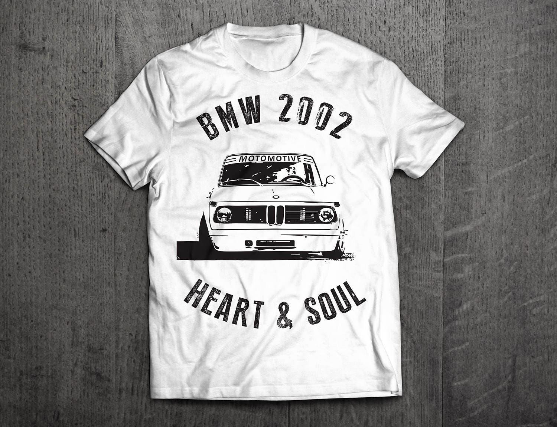 Tee Shirt Bmw : bmw 2002 shirts bmw t shirts bmw classic vintage cars ~ Nature-et-papiers.com Idées de Décoration