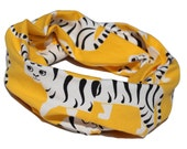 Not Lion Organic Cotton Infinity Scarf / Snood