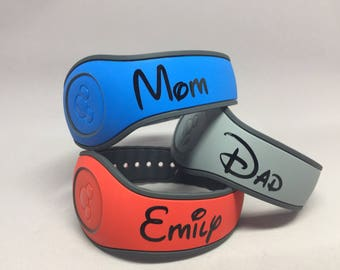 Name Decal for Magic Band 2.0