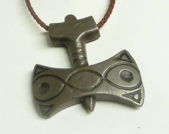 Skyrim inspired Talos Amulet