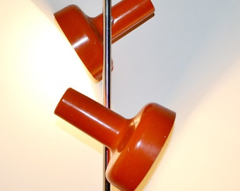 Vintage stand space age lamp 70s