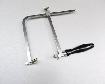 "Jewelers Saw Frame 6"" Jewelry Making Tool For Saw Blades Saw frame Germany (10E)"