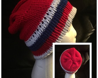 Make America Great Beanie (Proceeds to Veterans)