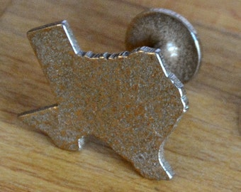 Texas cufflinks - choose your material - groomsman gift!