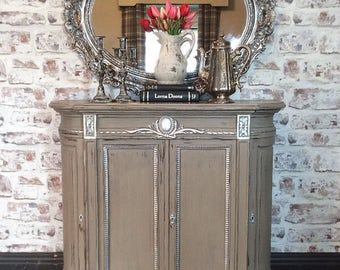 SOLD Butlers cupboard
