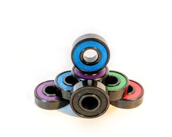 High Quality Bearings Fidget Spinner Every Day Carry EDC - Multiple Colors Available