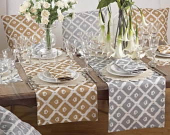 DAMARA Runner / Placemats / Napkins