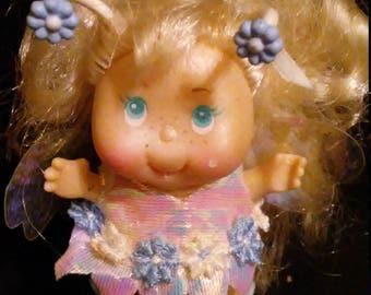 Vintage 1980s LJN Toys BLINKINS Sparkle Doll In Original Outfit!! Nice HTF item!!!