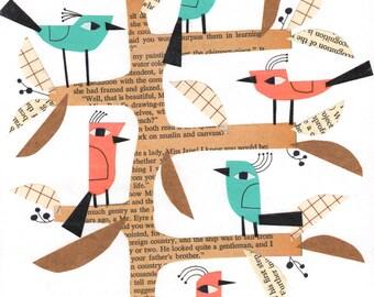 Tree O' Birds