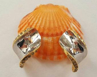 PIERRE CARDIN (Made in France)Earrings