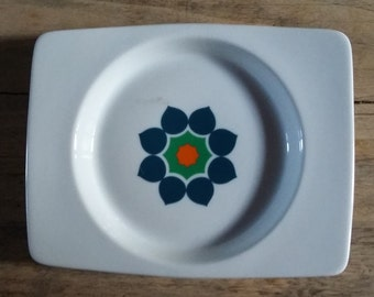 Saucer vide poche porcelain Thomas Germany 70's