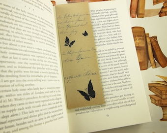 BOOKMARK - Handwriting 1902