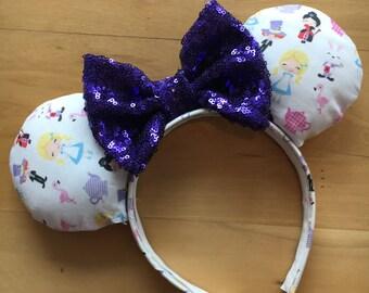 Alice in Wonderland Ears
