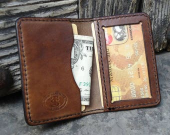 Small leather wallet,free shipping,mini leather wallet,cardholder.Picolo portafoglio in pelle,portacarte in pelle,кошелек.