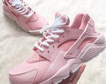 nike air huarache infant pink