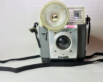 Kodak Brownie Flashmite 20 TLR Camera (Vintage)