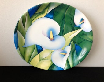 "Sango Obsession 11"" Dinner Plate"