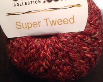 Elann Collection Super Tweed yarn