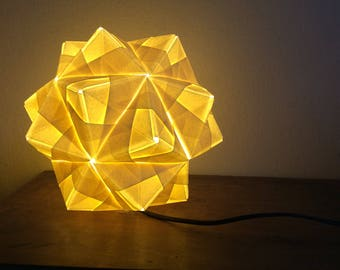 Awesome Origami Lamp