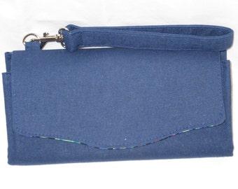Clutch Wallet, Wallet, Wristlet, NCW