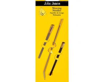 John James Needles - Weaving Needles