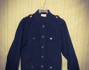 Liz Claiborne Corduroy Jacket Size Large  PreOwned and Well Cared for.....Excellent Condition