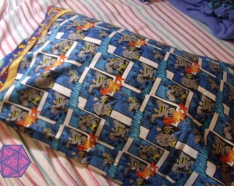 Handmade Batman Pillowcase (Full Size)