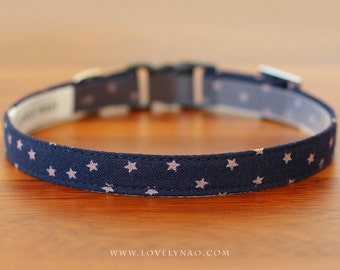 Mini Star Cat Collar