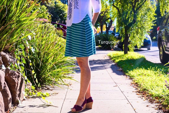 Bamboo fabric Skirt -Eco Responsible Fabric-