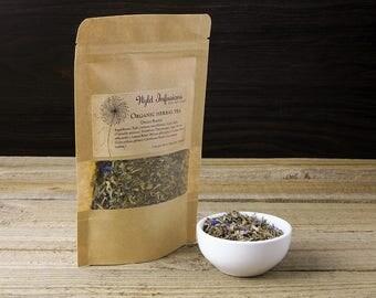 Detox Tea / Loose Leaf / Organic / Kidney & Liver Tea / Cleanse