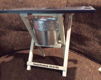 Ice Bucket Add On for your Wine Caddy