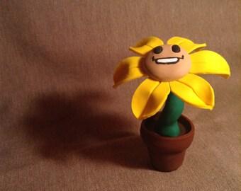 Flowey The Flower Undertale Figure