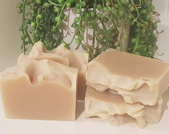 SALE!! Goat Milk Soap with Oatmeal, handmade soap, australian soap, cocoa butter soap, shae scentials