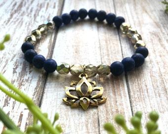 Buddhist Mala Bracelet - Mala Bracelet - Yoga Bracelet - Buddhist Bracelet - Mala - Buddhist mala - Healing Bracelet - Yoga Jewelry - Yoga