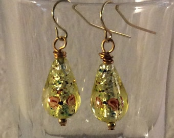 Venetian Glass earrings