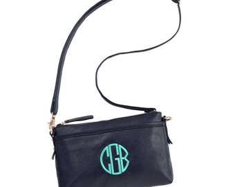 Black Bree Crossbody