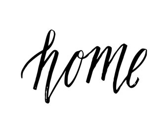 Home- digital download, instant purchase