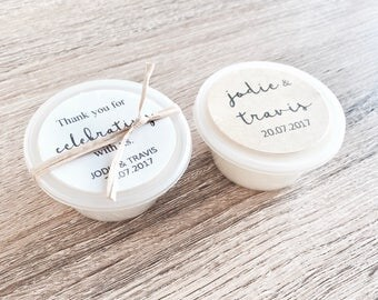 Wedding Favor Soy Wax Candle Melts. Favor. Gift
