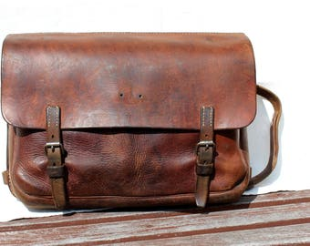 Vintage Swiss Army Gunsmiths' Backpack, Gunsmiths' Rucksack and Tool Bag from 1938