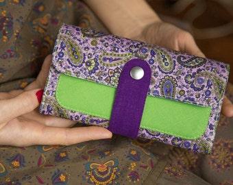 "Handmade women's purse ""turkish"""