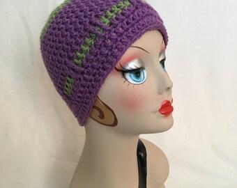 Crochet Beanie -Adult