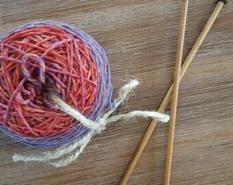 Coloured Sock Yarn - 4ply