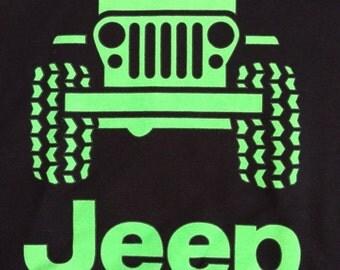 SALE! Jeep Hoodie Pullover Hood Sweatshirt Off Road 4x4 Jeep Parody Wrangler Driver Shirt