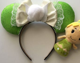 Tinkerbell Pixie Inspired Mouse Ears