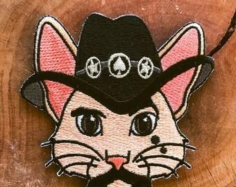 Lemmy Kittenmister Cat Patch